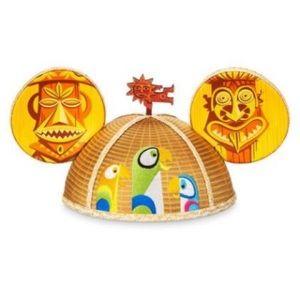 Tiki room ear hat